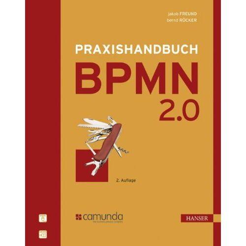 Jakob Freund - Praxishandbuch BPMN 2.0 - Preis vom 25.02.2021 06:08:03 h