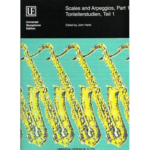 - Tonleiterstudien 1. Saxophon - Preis vom 20.10.2020 04:55:35 h
