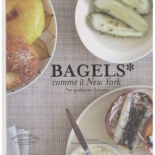 Marc Grossman - Bagels comme à New York : Et quelques donuts - Preis vom 10.05.2021 04:48:42 h