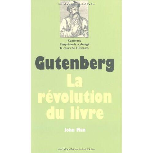 John Man - Gutenberg - Preis vom 21.10.2020 04:49:09 h