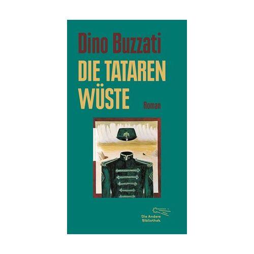 Dino Buzzati - Die Tatarenwüste - Preis vom 21.04.2021 04:48:01 h