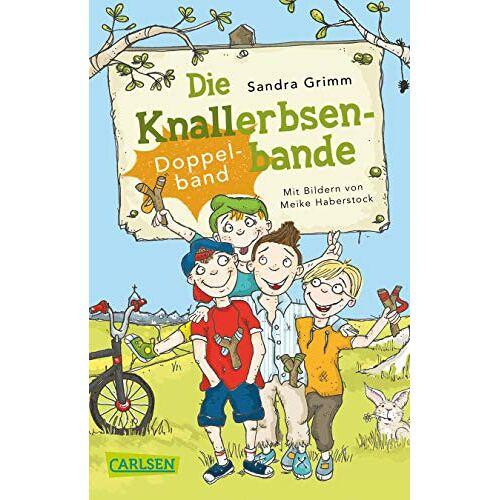 Sandra Grimm - Die Knallerbsenbande: Die Knallerbsenbande (Doppelband) - Preis vom 01.03.2021 06:00:22 h