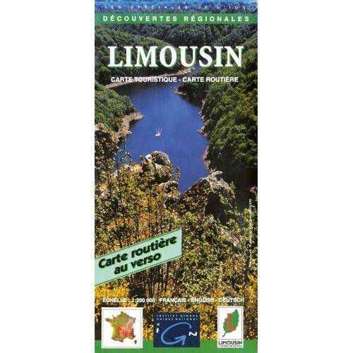 - Carte routière : Limousin touristique et routière (Découvertes Reg) - Preis vom 04.09.2020 04:54:27 h