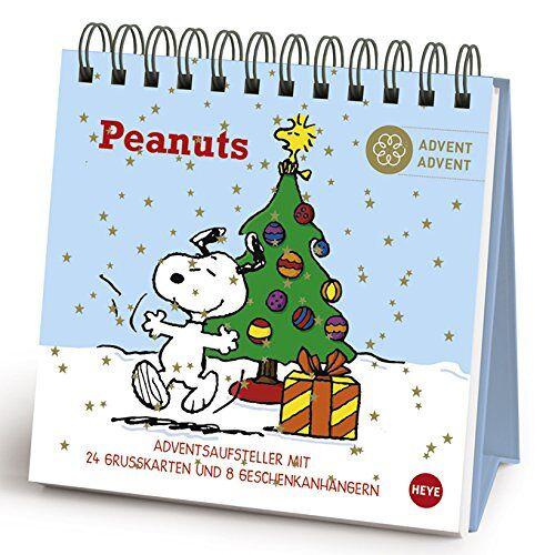 Heye - Peanuts Adventsaufsteller - Preis vom 08.07.2020 05:00:14 h