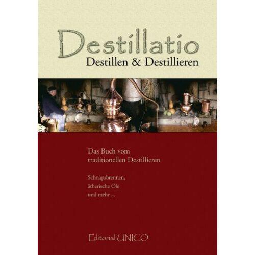 Kai Möller - Destillatio: Destillen und Destillieren - Preis vom 12.04.2021 04:50:28 h