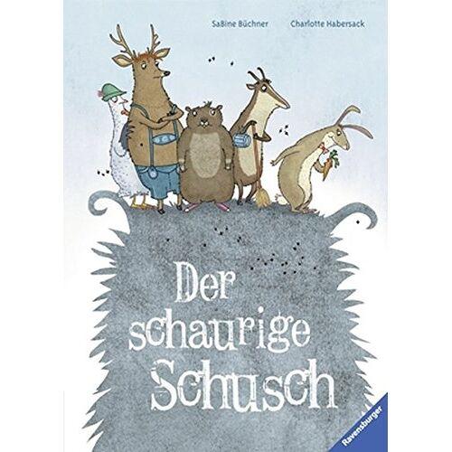 Charlotte Habersack - Der schaurige Schusch - Preis vom 27.02.2021 06:04:24 h