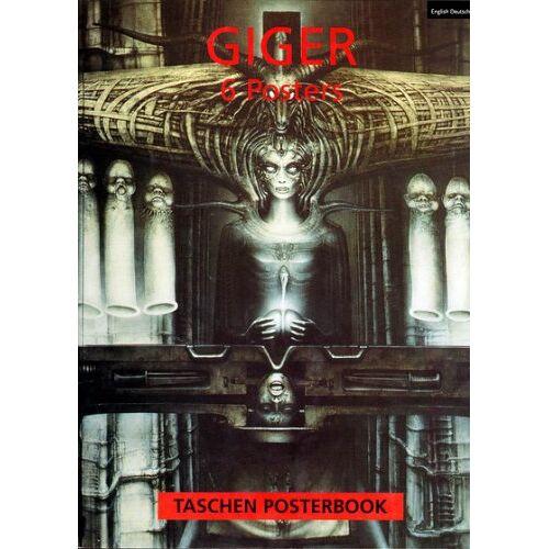 Giger, Hans R. - Giger Posterbook - Preis vom 18.10.2020 04:52:00 h