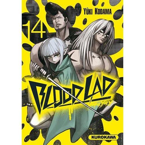 Yûki Kodama - Blood Lad, Tome 14 : - Preis vom 24.02.2021 06:00:20 h