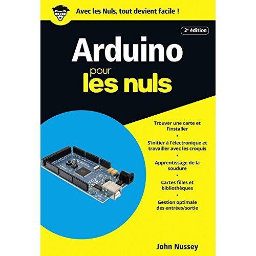 - Arduino pour les nuls - Preis vom 17.04.2021 04:51:59 h