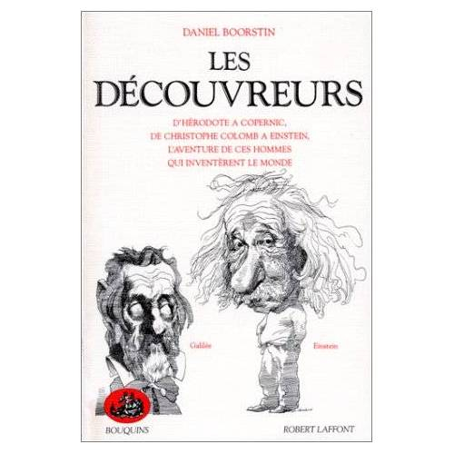 Daniel Boorstin - Les découvreurs - Preis vom 21.10.2020 04:49:09 h