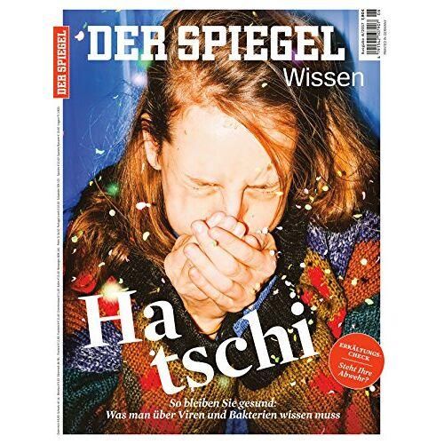 Klaus Brinkbäumer - SPIEGEL WISSEN 6/2017: Hatschi - Preis vom 04.09.2020 04:54:27 h