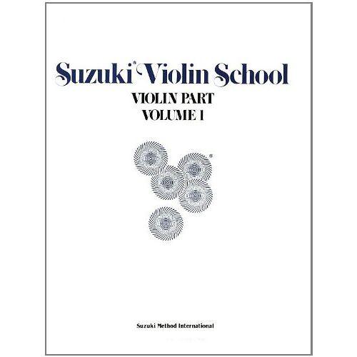 Shinichi Suzuki - Suzuki Violin School, Vol 1 (Suzuki Violin School, Violin Part) - Preis vom 21.10.2020 04:49:09 h