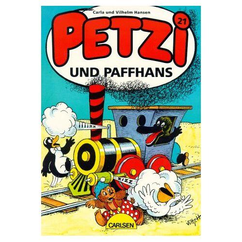 Carla Hansen - Petzi, Bd.21, Petzi und Paffhans - Preis vom 21.01.2021 06:07:38 h