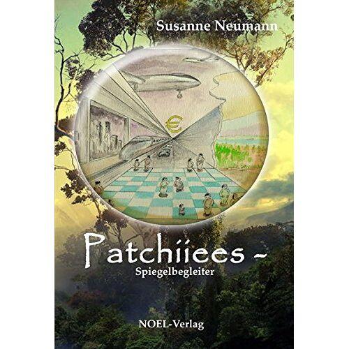 Susanne Neumann - Patchiiees: Spiegelbegleiter - Preis vom 21.10.2020 04:49:09 h