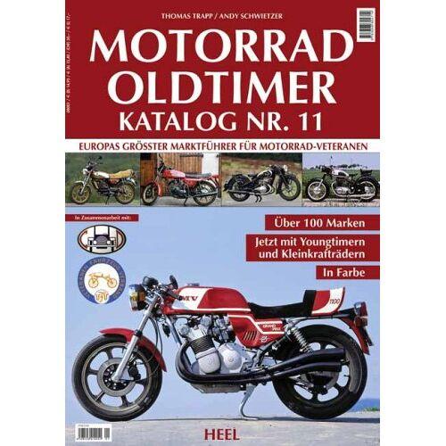 Thomas Trapp - Motorrad-Oldtimer-Katalog Bd 11 - Preis vom 06.09.2020 04:54:28 h