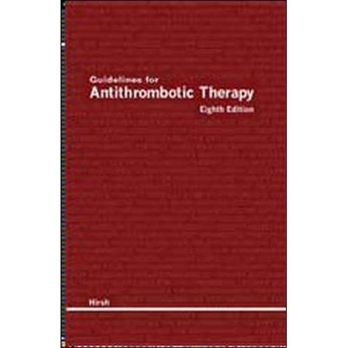 Jack Hirsh - Guidelines for Antithrombotic Therapy - Preis vom 16.04.2021 04:54:32 h