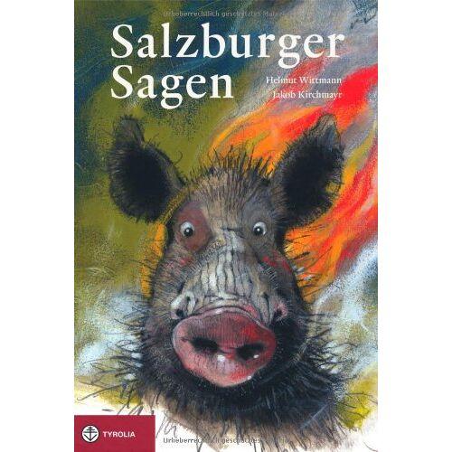 Helmut Wittmann - Salzburger Sagen - Preis vom 29.07.2020 04:53:17 h