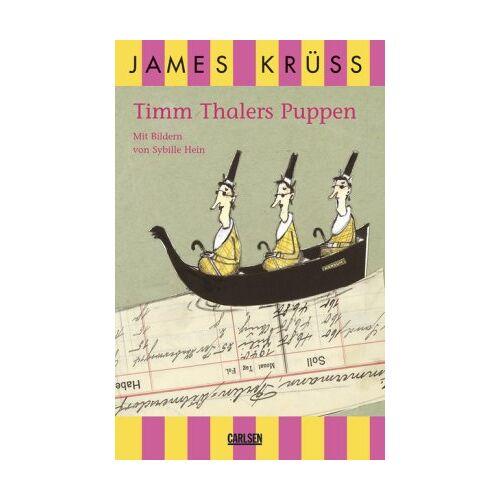 James Krüss - Timm Thalers Puppen - Preis vom 15.05.2021 04:43:31 h