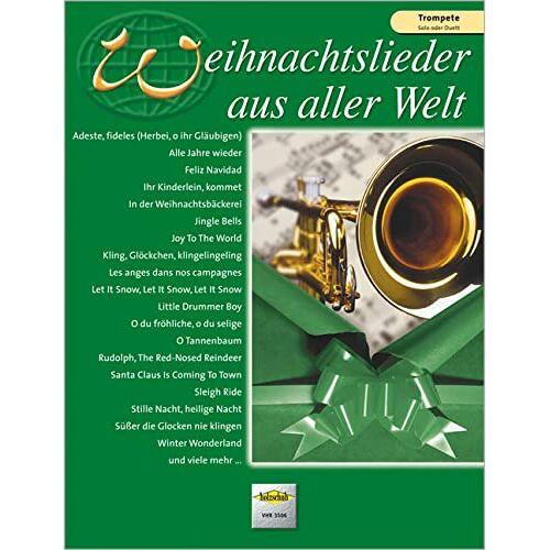 Uwe Sieblitz - Weihnachtslieder aus aller Welt: Trompete. Solo oder Duett - Preis vom 05.09.2020 04:49:05 h