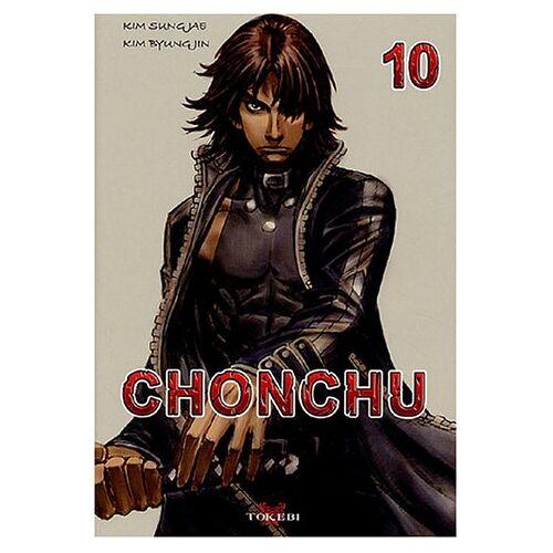 Byungjin Kim - Chonchu, Tome 10 : - Preis vom 23.02.2021 06:05:19 h