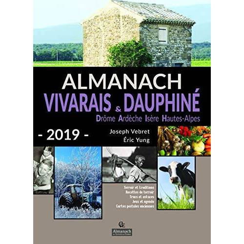 - ALMANACH 2019 VIVARAIS - DAUPHINE - Preis vom 08.04.2021 04:50:19 h