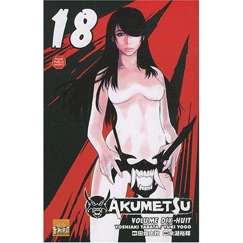 Yogo - Akumetsu T18 - Preis vom 06.05.2021 04:54:26 h