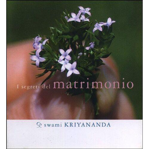 Swami Kriyananda - Segreti del matrimonio - Preis vom 31.03.2020 04:56:10 h