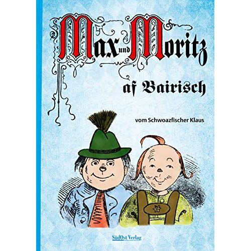 Klaus Schwarzfischer - Max und Moritz af Bairisch - Preis vom 06.09.2020 04:54:28 h