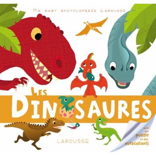 - Les dinosaures - Preis vom 03.05.2021 04:57:00 h
