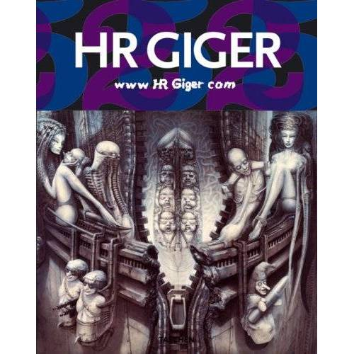 Giger, H. R. - www HR Giger com - Preis vom 16.01.2021 06:04:45 h