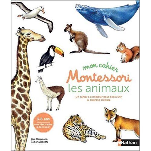 - Mon cahier Montessori - Les animaux des continents (Cahiers Montessori) - Preis vom 12.05.2021 04:50:50 h
