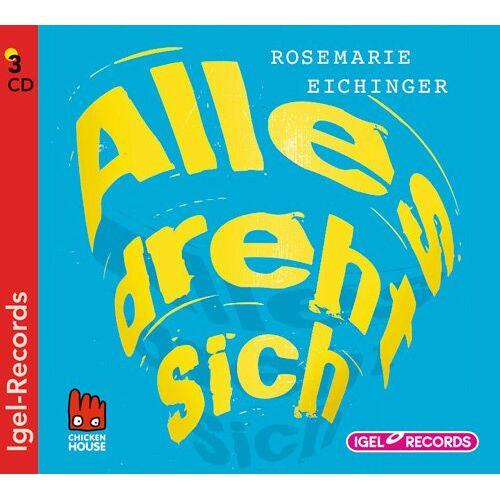 Rosemarie Eichinger - Alles dreht sich - Preis vom 13.05.2021 04:51:36 h