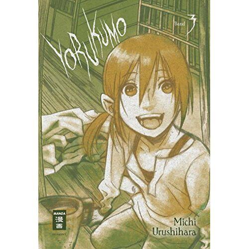 Michi Urushihara - Yorukumo 03 - Preis vom 20.10.2020 04:55:35 h