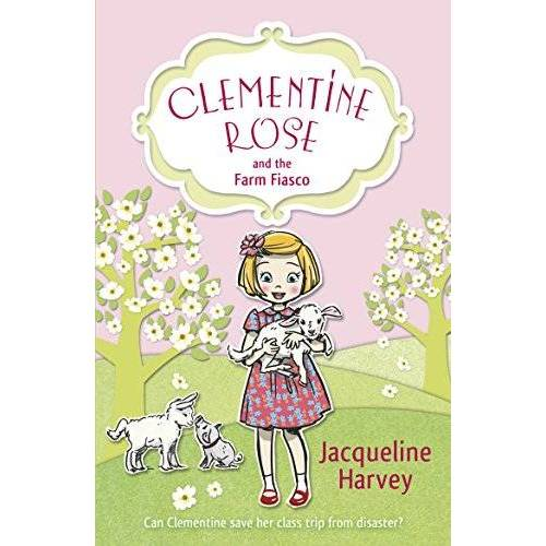 Jacqueline Harvey - Clementine Rose and the Farm Fiasco - Preis vom 14.05.2021 04:51:20 h