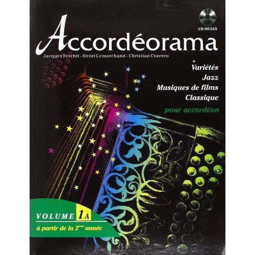 Hit - Accordéorama Volume 1a (+ 1 cd) - Preis vom 04.10.2020 04:46:22 h