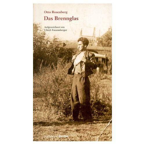 Otto Rosenberg - Das Brennglas - Preis vom 13.05.2021 04:51:36 h