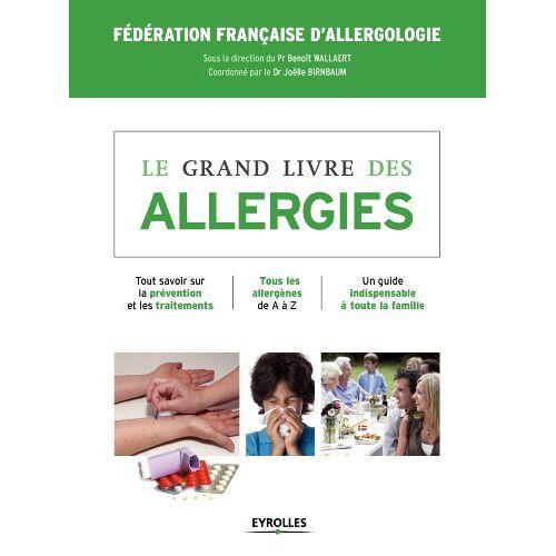 FFA - Le grand livre des allergies - Preis vom 30.03.2020 04:52:37 h
