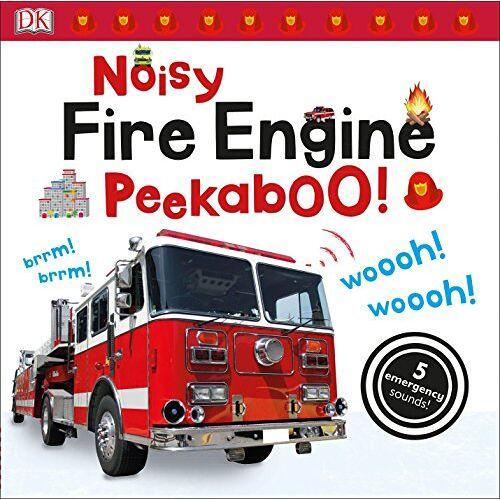 DK - Noisy Fire Engine Peekaboo!: 5 Emergency Sounds! (Noisy Peekaboo!) - Preis vom 20.10.2020 04:55:35 h