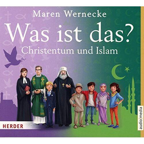Maren Wernecke - Christentum & Islam - was ist das?- BOX - Preis vom 15.01.2021 06:07:28 h