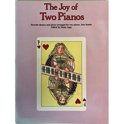 - Joy of Two Pianos. Klavier, Klavier zu 4 Händen - Preis vom 17.04.2021 04:51:59 h