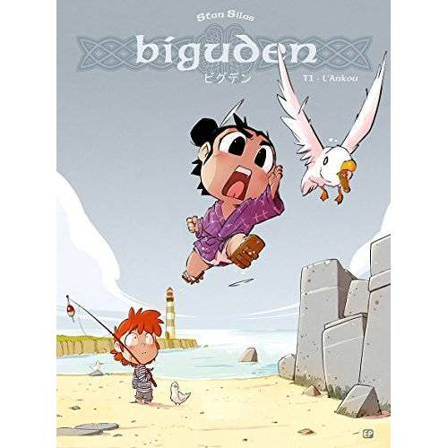 Stan Silas - Biguden, Tome 1 : L'Ankou - Preis vom 17.01.2021 06:05:38 h