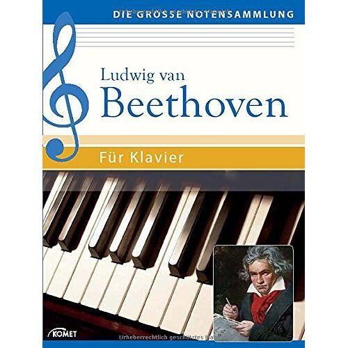 - Ludwig van Beethoven: Für Klavier - Preis vom 11.05.2021 04:49:30 h