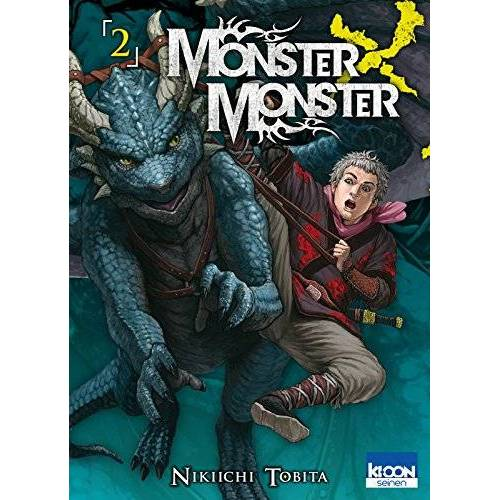- Monster x Monster, Tome 2 : - Preis vom 05.03.2021 05:56:49 h