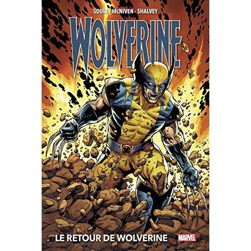Collectif - Wolverine : Le retour de Wolverine - Preis vom 14.04.2021 04:53:30 h