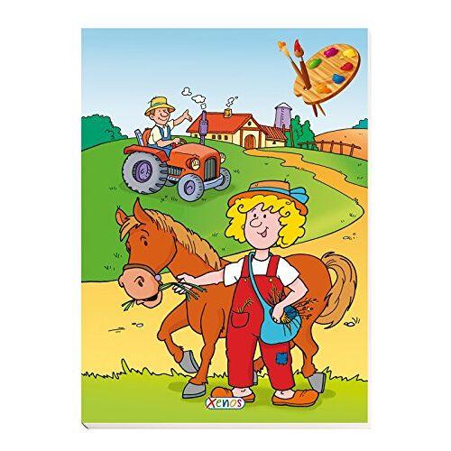 - Malbuch Bauernhof: Pferd: 0 - Preis vom 09.04.2020 04:56:59 h