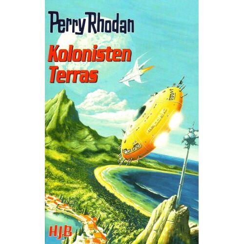 Perry Rhodan - Perry Rhodan, Kolonisten Terras - Preis vom 20.10.2020 04:55:35 h
