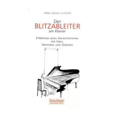 Uchdorf, Hans J - Der Blitzableiter am Klavier - Preis vom 19.10.2020 04:51:53 h