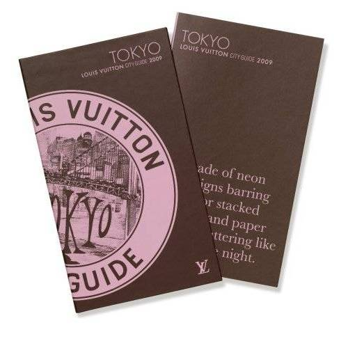 - Louis Vuitton - Tokyo - City Guide 2009 - Preis vom 14.04.2021 04:53:30 h