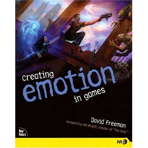 David Freeman - Creating Emotion in Games: The Craft and Art of Emotioneering: The Art and Craft of Emotioneering (New Riders Games) - Preis vom 26.01.2021 06:11:22 h