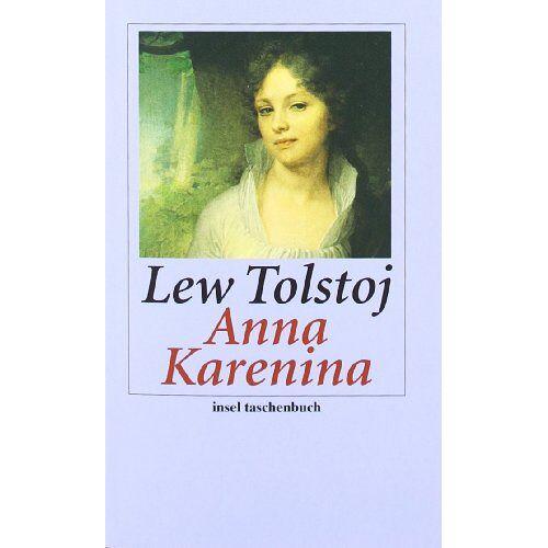 Lew Tolstoj - Anna Karenina: Roman (insel taschenbuch) - Preis vom 14.11.2019 06:03:46 h